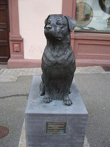 Rottweiler-Denkmal-Rottweil
