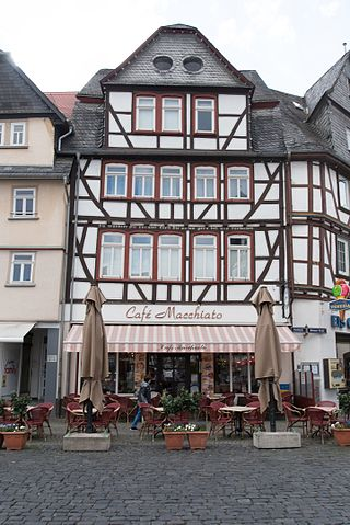 Steinmetz in Butzbach