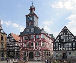 Grabmal in Heppenheim