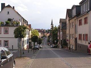 Grabmale in Friedrichsdorf