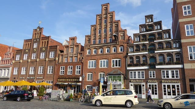 Grabsteine in Lüneburg