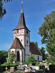 Speyrer-Kirche-Ditzingen