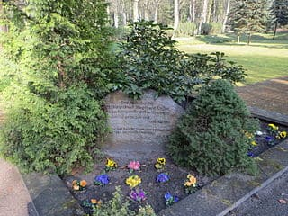 Neustrelitz-Grabstein-Friedhof