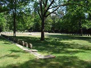Bielefeld-Kriegsgräber-Friedhof