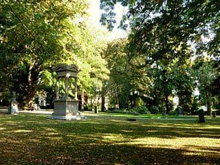 Aachen-Friedhof-Park