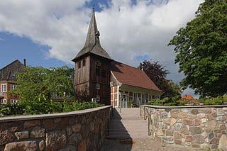 Geesthacht-Kirche
