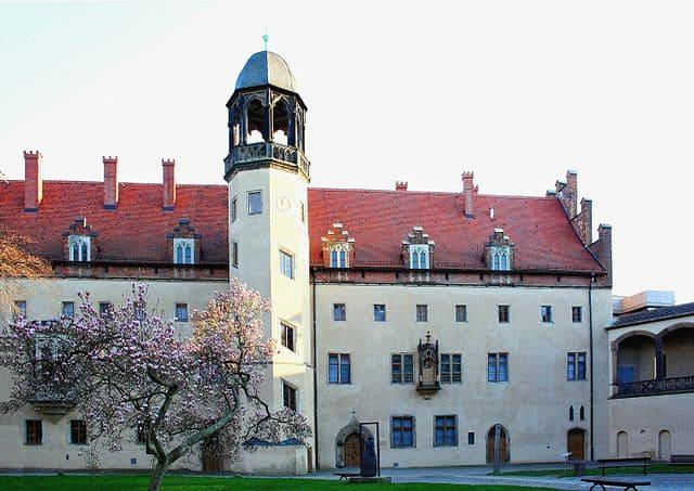 Grabsteine in Wittenberg