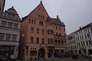 Messerschmidt Grabsteine Wittenberg