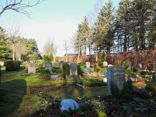 Kaltenkirchen-Friedhof-Gräber