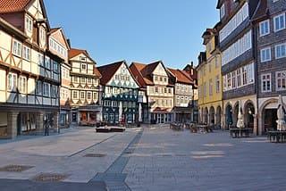 Wolfenbüttel-Krambuden