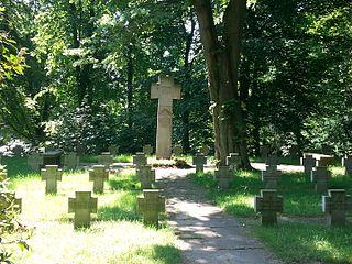 Stade Granisionsfriedhof