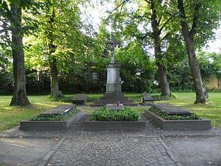 Leverkusen Friedhof