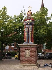 Steinmetz in Wedel