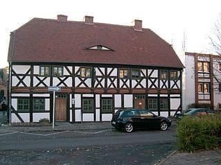 Steinmetz in Bernau