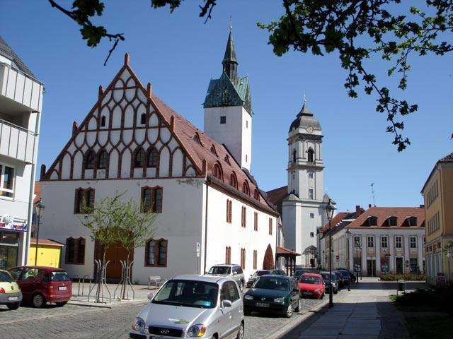 Grabsteine in Fürstenwalde/Spree