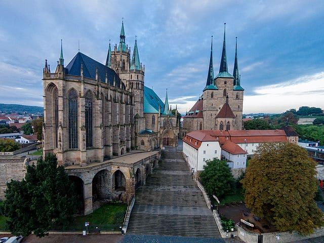 Grabsteine in Erfurt