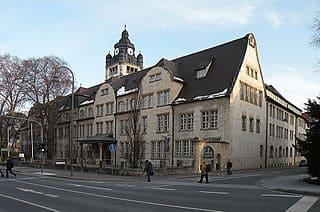 Grabmale in Jena