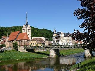 Steinmetz in Gera