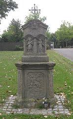 Paderborn-Friedhof-Grabstein