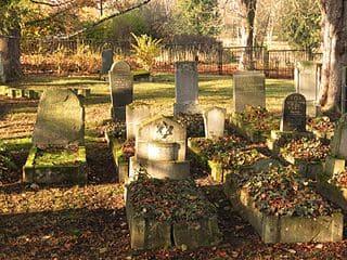 Mühlhausen-Thüringen-Jüd-Friedhof