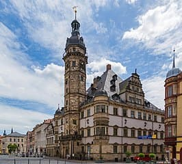 Altenburg-Rathaus