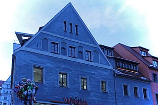 Grabmal in Zwickau