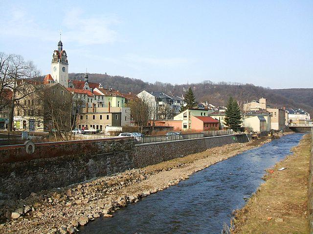 Grabsteine in Freital