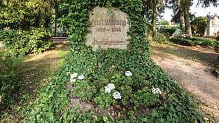 Rudolstadt-Grab