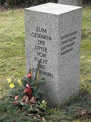 Sondershausen-Friedhof-Grab