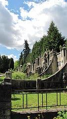 Naumburg-Friedhof-Grab