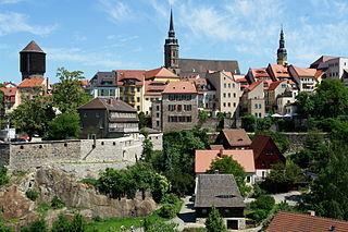 Steinmetz in Bautzen