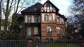 Steinmetz in Hohen Neuendorf