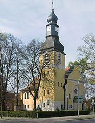 Grabmal in Hohen Neuendorf