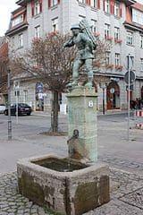 Aschersleben-Brunnen