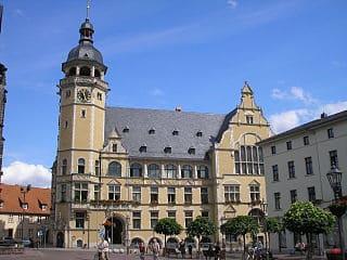 Köthen-Rathaus