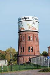 Salzwedel-Wasserturm
