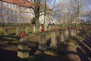 Eisleben-Soldatenfriedhof