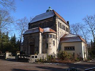 Zerbst-Friedhofskapelle