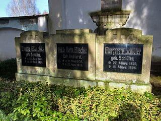 Zerbst-Friedhof-Grab