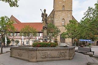 Öhringen-Marktplatz