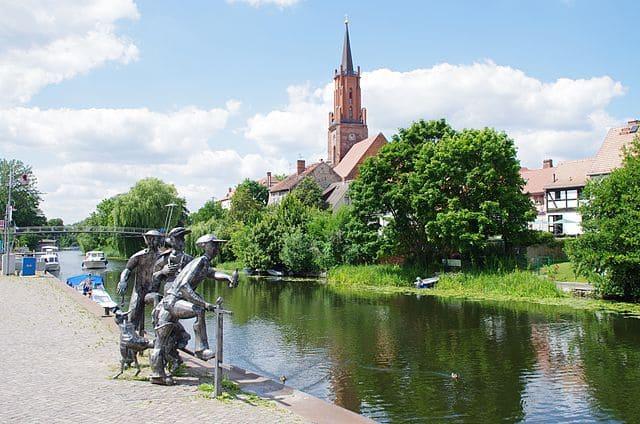 Grabsteine in Rathenow