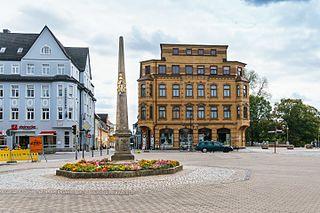 Steinmetz in Delitzsch