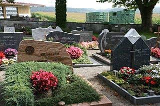 Überlingen-Grab