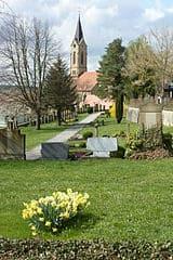 Eppingen-Friedhof-Kirche