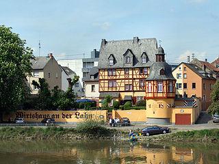 Steinmetz in Lahnstein