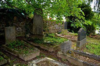 Grabmal in Lahnstein