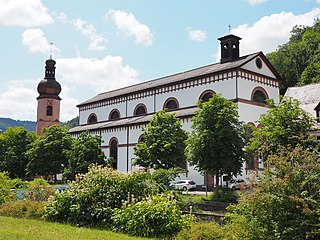 Grabmale in Schramberg