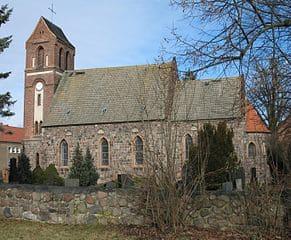 Panketal-Friedhof-Kirche