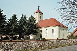 Zossen-Kirche