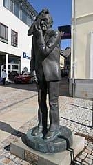 Reichenbach-Statue